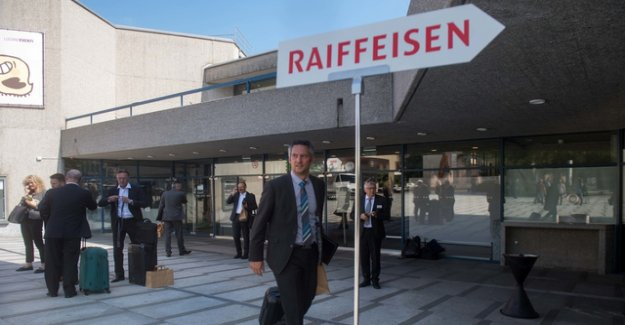 After the debacle, Raiffeisen organized a new