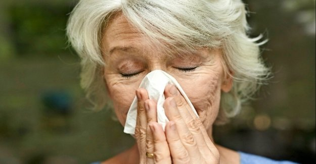 Age does not protect against allergies