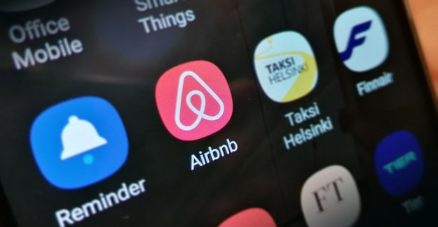Airbnb-rent owners tax foul doubled – the irs found that income remains unreported for 15 million euros