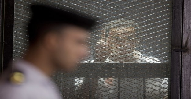 Amnesty accuses Egypt's arbitrary justice system