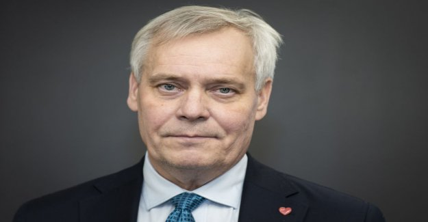 Antti Rinne, Oulu Mail this morning-a stir: at least I don't lie – the center of Kulmuni require negotiations with the government of a single line