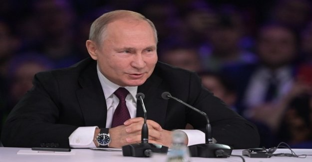 Artificial intelligence is for Putin a matter for the boss