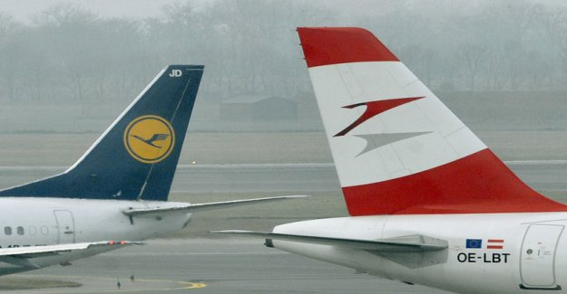 Austrian Airlines have to swipe up to 800 Jobs