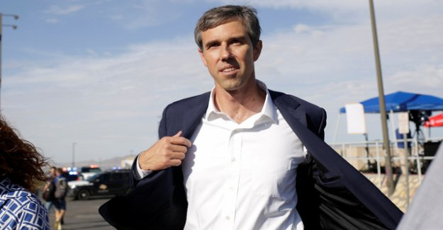 Beto O'rourke is in the running for U.S. presidential candidacy