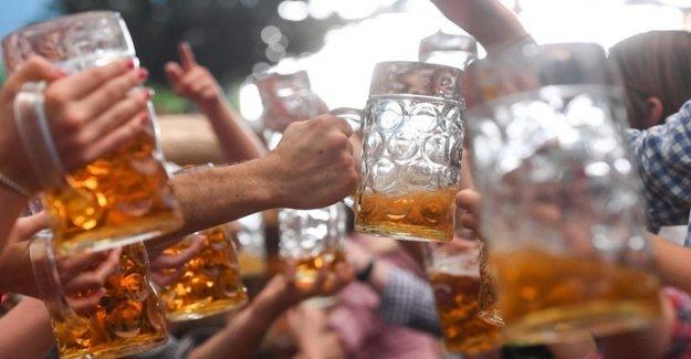 Binge drinking is increasing in Switzerland