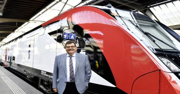 Bombardier's trains are making progress