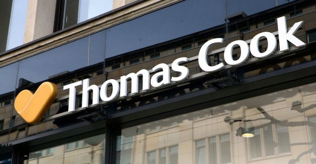 Chinese conglomerate Fosun to buy Thomas cook's brand of about 12.7 million euros
