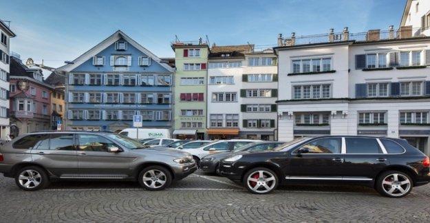 City announces historic Zurich Parking compromise