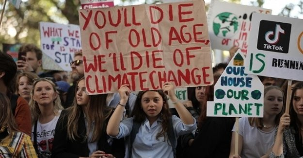 Climate change threatens the health of children