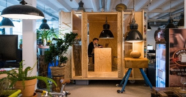 Coworking Spaces, the workplace of the future?