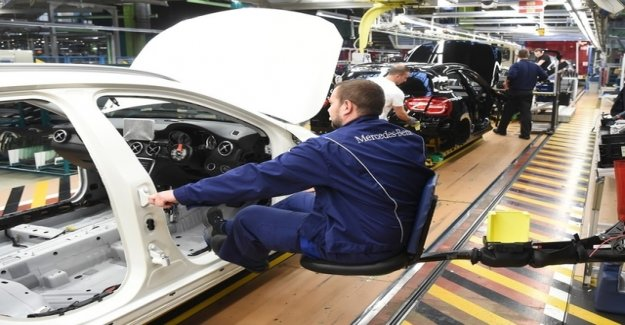 Daimler deletes the Jobs in the five digit range