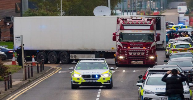 Dead truck in the case of new charges – for the second northern ireland man charged with 39 manslaughter