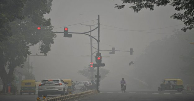 Delhi gasping for air toxic smoke in the fog – the Finnish embassy charge d'affaires: Without the dirtiness can even taste the