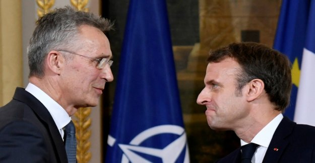 Emmanuel Macron duped the Nato