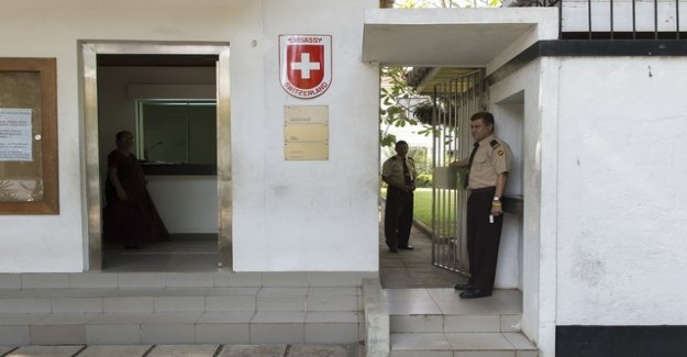 Employees of the Swiss Embassy in Sri Lanka kidnapped