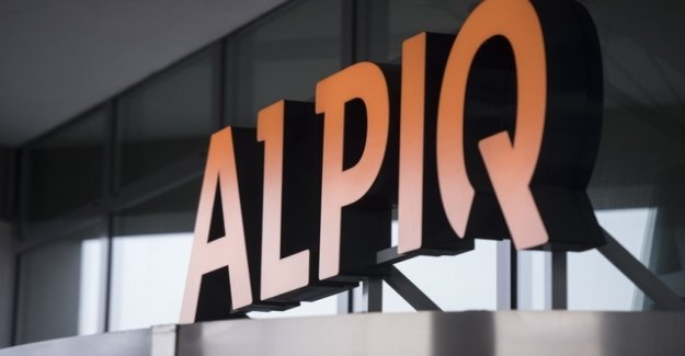Energy giant Alpiq is of the stock market