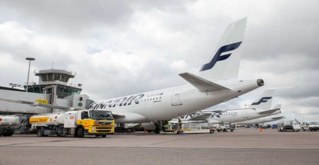 Finnair terminated their employees for unauthorized wifi due to the use of