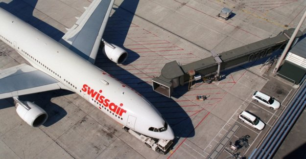 Former Swissair management gets away legally unscathed