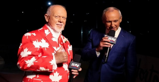 Hockey-hypocrisy in Canada cost of legend the Job