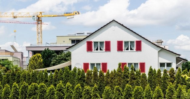 Home ownership in Switzerland is still affordable