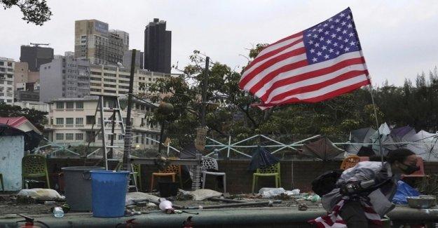 Hong Kong unrest: the US Senate irked Beijing