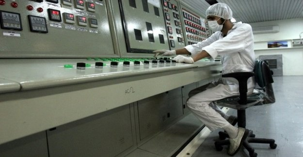 Iran wants to accumulate in other plant uranium