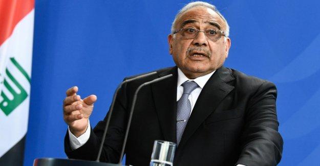 Iraq Premier announces resignation