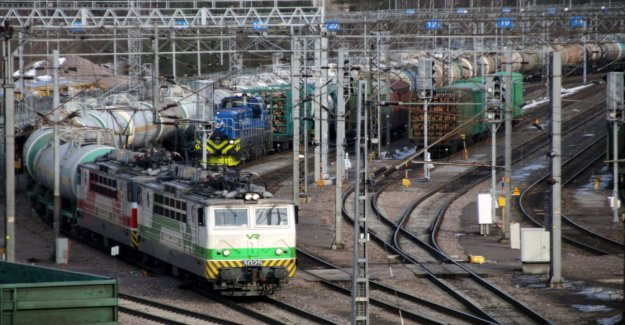 JHL:n support the strike to stop the freight train of maintenance and work in the freight yards next week