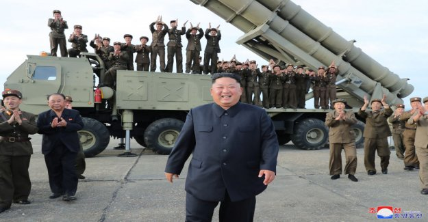 Japan and South Korea: North Korea launched a missile