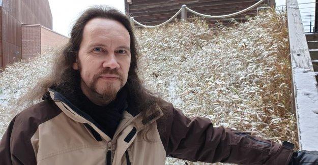 Juha-Pekka Koskinen became a wing may fly to the international market