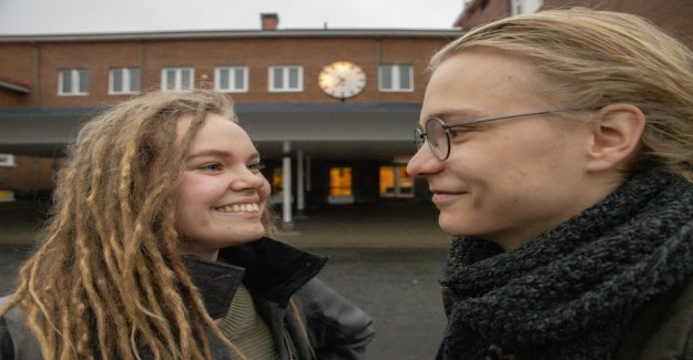 Kaisa and Uula Jouste were married 18 years to break the tradition – now they write together, graduated from high school