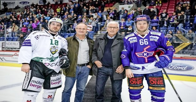Kloten legend: the red line has made it more Fun