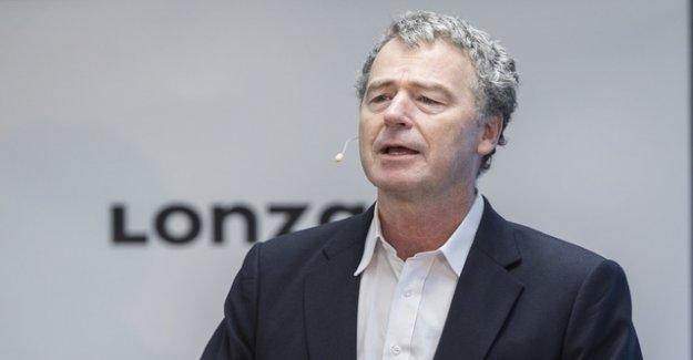 Lonza chief resigns surprisingly