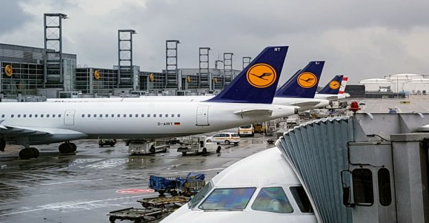 Lufthansa morning of the first flights from Helsinki-Vantaa canceled – German cabin staff strike
