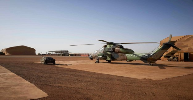 Mali 13 French soldiers have died in two helicopter collision with each other