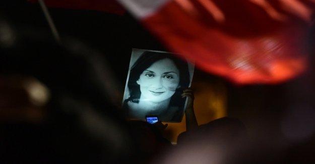 Malta's government is in the murder case, Galizia under pressure