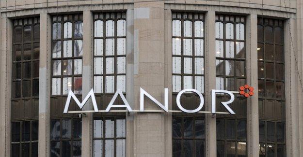 Manor-armed: Oscar Weber was a duty