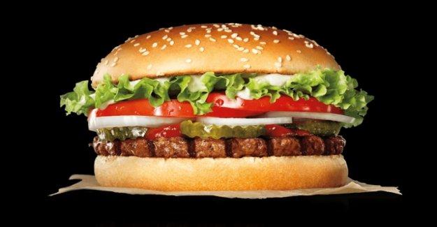 Meatless Burger makes vegetarians mad