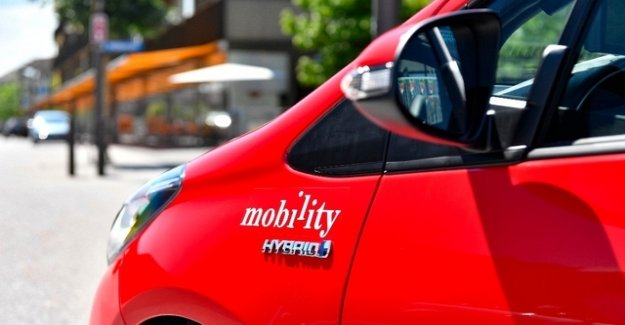 Mobility doubled the number of Electric and hybrid cars