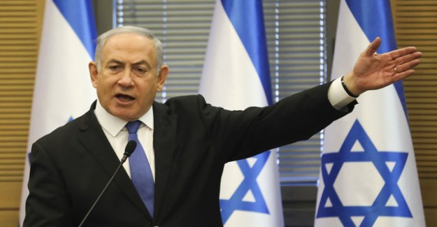 Netanyahu is accused of corruption