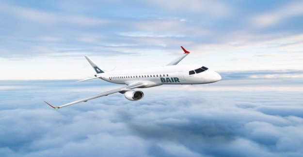 New Airline Flybair will in future fly from Bern
