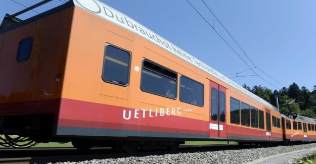 New trains for the Uetliberg Bahn