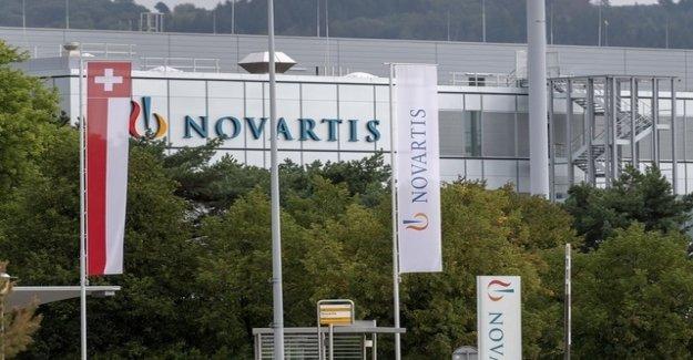Novartis wants to take over US firm for 9.7 billion dollars