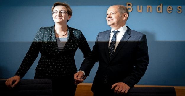 Olaf Scholz is also fighting his Chancellor dream