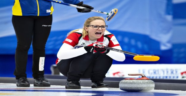 Operating economist and a Curling player, without my own apartment