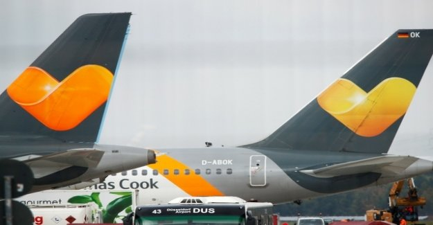 Over 5000 Swiss Damaged due to Thomas Cook