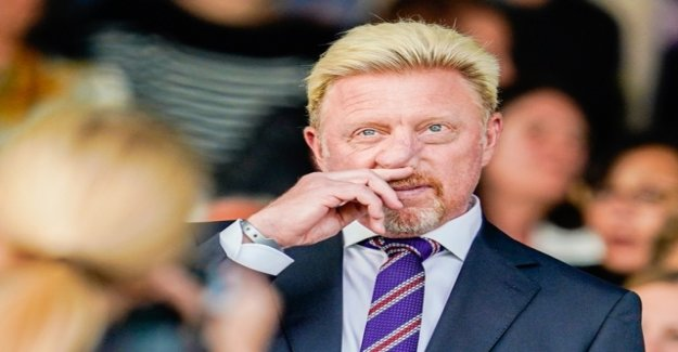 Pads for Boris Becker extended until 2031