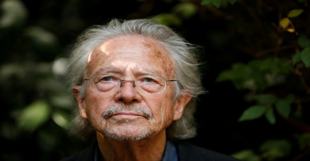 Peter Handke is also a citizen of the state of Yugoslavia was