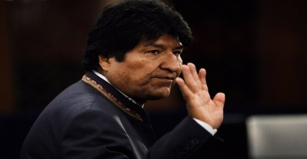 President Morales speaks to the resignation of a coup