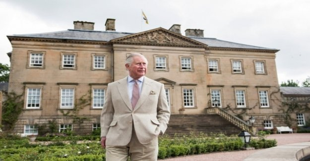 Prince Charles in the art forger-scandal